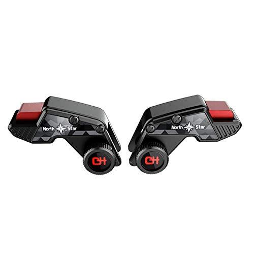 Mobilkontroll, siktnycklar L1R1 och spelplatta knivar ut/överlevnadsregler, mobiltelefon spelutlösare, Battle Royale Sensitive Shoot (mobil spelkontroll O)