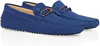 Men's Light Baltic Gommino Driving Shoes in Suede