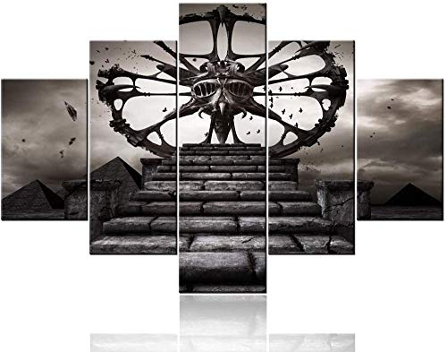 Thznmg Leinwand Bilder Wandbilder 200X100 Cm/ 78.8