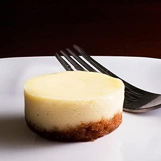 New York Mini Cheesecakes - Gourmet Frozen Desserts (59 Piece Tray)
