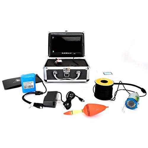 AZYJ viszoeker, onderwatermonitor, visual HD-videocamera, waterdicht, zonden, nacht boot, ijs, krullen, zeevissen