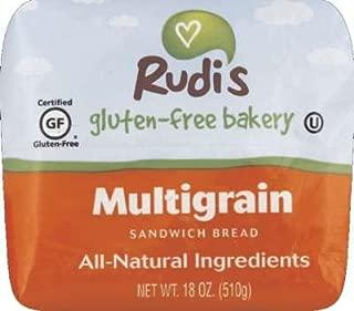 rudi's organic gluten free bread