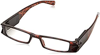 e5271695908d +3.0 Diopter Eschenbach LightSpecs LED Lighted Reading Glasses - Tortise -  Liberty