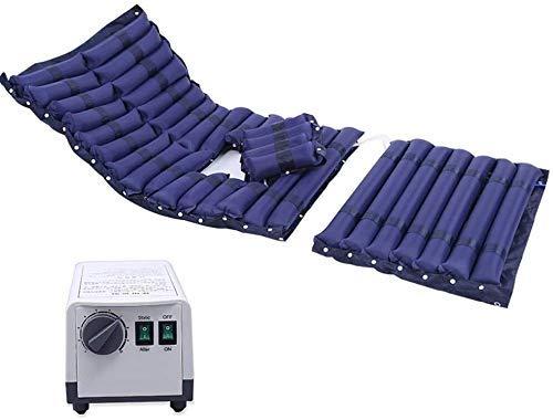 Möbel Dekoration Expansion Control Matratze Pad mit Pumpe Luftmatratze Single mit elektrischer Pumpe Anti-Dekubitus-Luftmatratze Anti-Dekubitus-Luftmatratze Aufblasbare Anti-Dekubitus-Matratze Wass