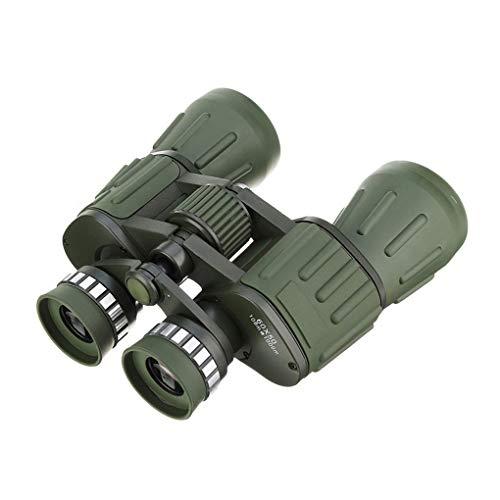 Bomcomi 60x50 High Power HD Teleskop Hand Optik Binocle Metallferngläser Okulare Außen Grün