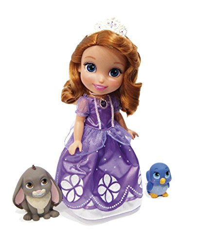 Prinzessin Sofía Disney - Puppe Cefatoys 88304