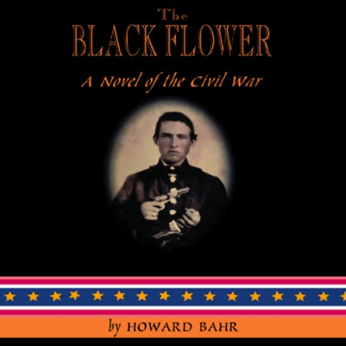 The Black Flower audiobook cover art