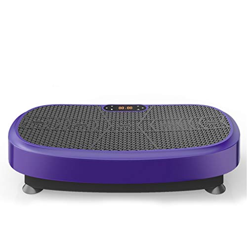 Affordable ZHAN YI SHOP Vibration Fitness Machine, Anti-Slip Vibrating Platform Exercise with Built-...