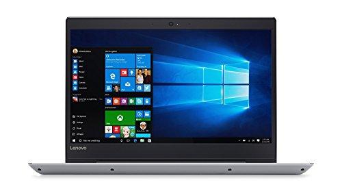 Lenovo IdeaPad 520s 35,6 cm (14,0 Zoll Full HD IPS matt) Slim Notebook (Intel Core i5-7200U, 8 GB RAM, 256 GB SSD, Intel HD Grafik 620, Windows 10 Home) grau