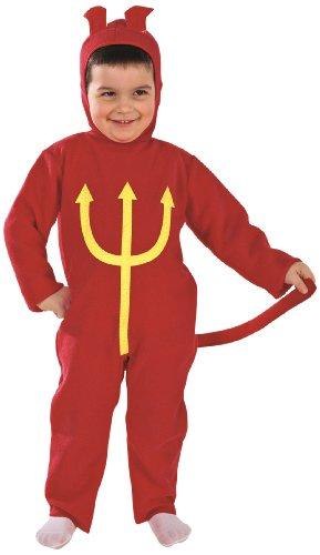 Rio - 1511 - Costume Enfant - Diable - 3-4 Ans