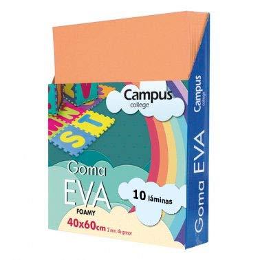 Goma Eva 40x60cm 2mm Color Carne (10 ud.)