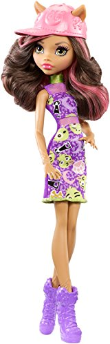 Monster High Mattel DWR98 - Emoji Clawdeen Wolf