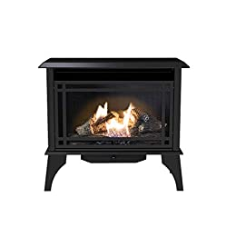 Direct Vent Gas Stoves versus Ventless Gas Stoves