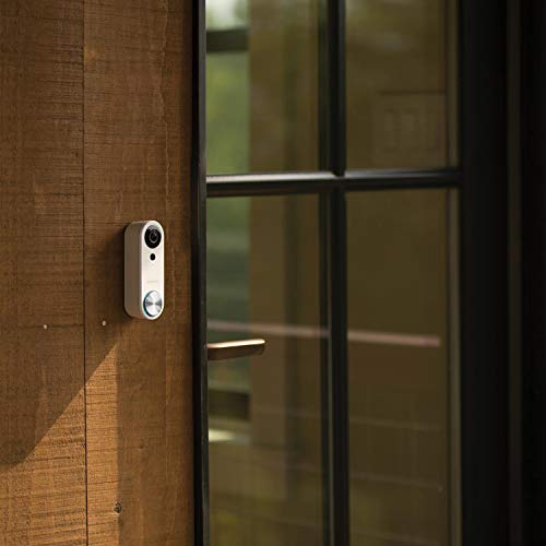 SimpliSafe Doorbell - Compatible with SimpliSafe Home Security System (New Gen) (VPD301)