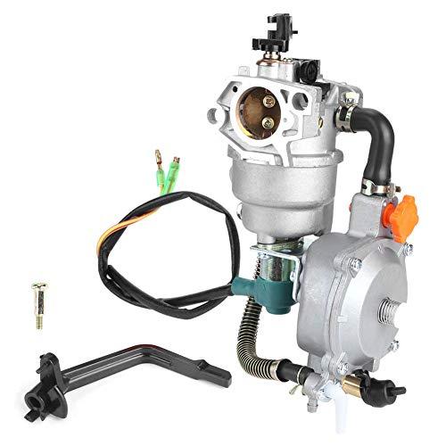 01 Vergaser, 4,5-5,5 kW Hochleistungs-Gartengeräte, Aluminium für GX390 188F Gartenbedarf Haushaltsbedarf Vergaser-Ersatzteile