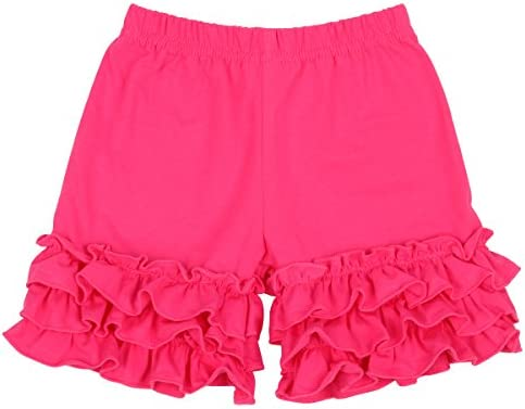 Cheap ruffle shorts _image1