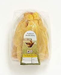Traditional Norfolk Poultry Fed Whole Chicken, 1.6kg