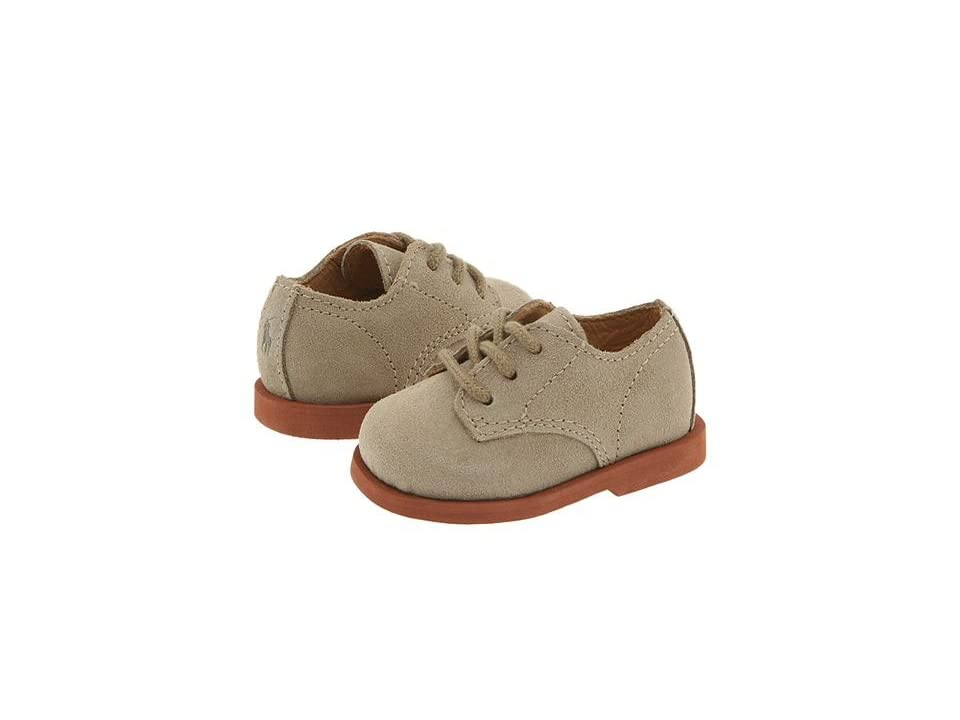 Polo Ralph Lauren Kids Morgan Hard Sole (Infant/Toddler) (Dirty Buck) Boys Shoes