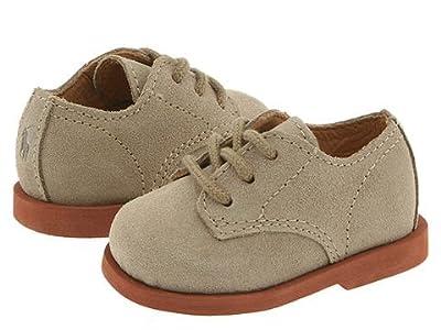 Polo Ralph Lauren Kids Morgan Hard Sole (Infant/Toddler) (Dirty Buck) Boys Shoes