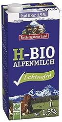 Berchtesgadener Land: Bio-Alpenmilch- laktosefrei