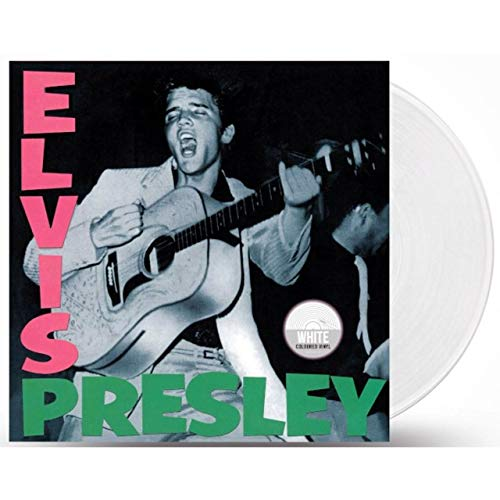 Elvis Presley (White Vinyl)