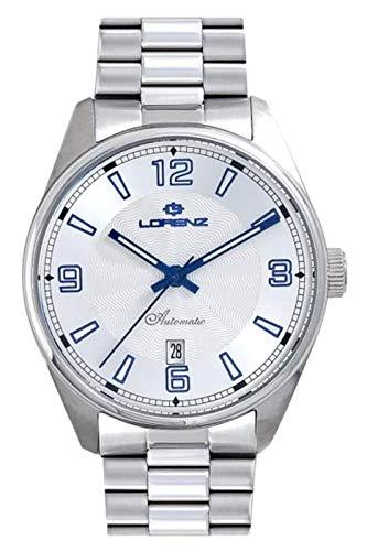 Lorenz - Reloj automático para hombre LZ 17657DD