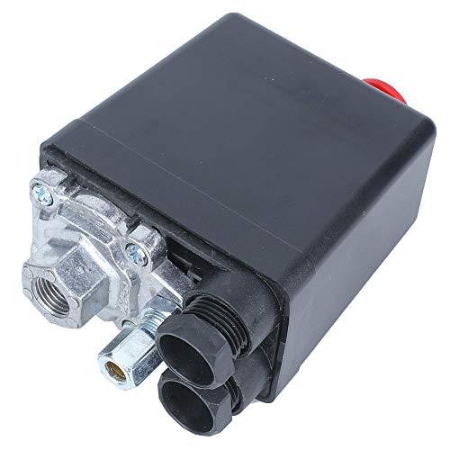 Valvola di controllo del pressostato del compressore d'aria, parti di ricambio FB-30 0.5-1.2M (Pa) 240V Valvola di regolazione del pressostato del compressore d'aria