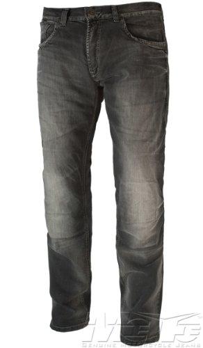 MOTTOwear Gallante grey Kevlar-Jeans L W36/L35