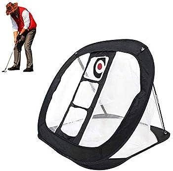 Pop Up Golf Chipping Net Indoor/Outdoor Golfing Target Accessories