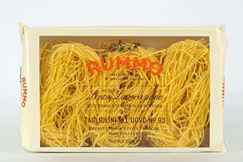 Rummo Lenta Lavorazione Tagliolini all'Uovo, 250g