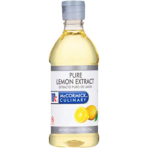McCormick Culinary Pure Lemon Extract