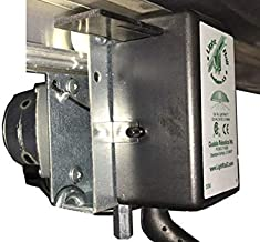 Light Rail 3.5 IntelliDrive Motor Robotic Grow Light Mover, No Rail, Solidly Made in The USA