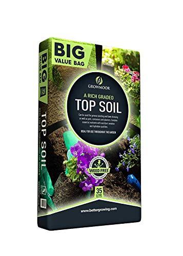 GROWMOOR Top Soil 35L