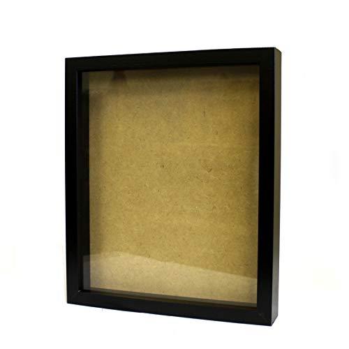 Bloomingtons Direct - Marco de fotos de pared, color negro mate