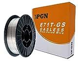 PGN - E71T-GS .030' (0.8 mm) Gasless Flux Core Mild Steel MIG Welding Wire - 10 Lbs Spool