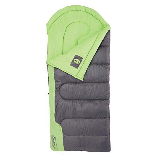 Coleman Raymer 40 Degree Tall Sleeping Bag,...