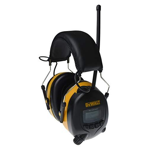 De Walt DPG14CS EU Kapselgehörschutz mit Radio, DEWALT
