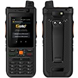 Unlocked 4G LTE Android Rugged Smartphone Mobile Cell Phone,Network Radio,Zello Walkie Talkie PTT POC Two-Way Radio, NFC Waterproof OTG GPS,WiFi