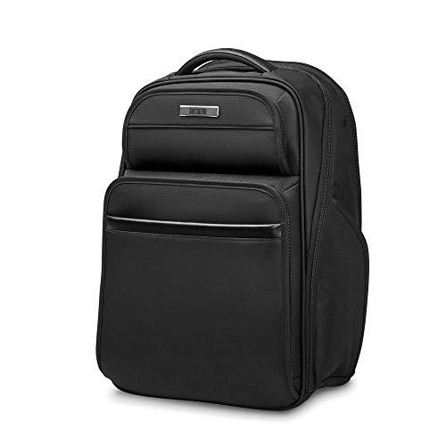 Hartmann Metropolitan 2 Executive Backpack, Deep Black, One Size