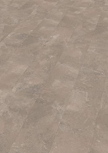 EGGER EHD012 Designboden GreenTec-Stein grau (7,5mm kompakt 2,54 m²) Design-extrem robust, strapazierfähig, pflegeleicht, wasserfest und PVC frei