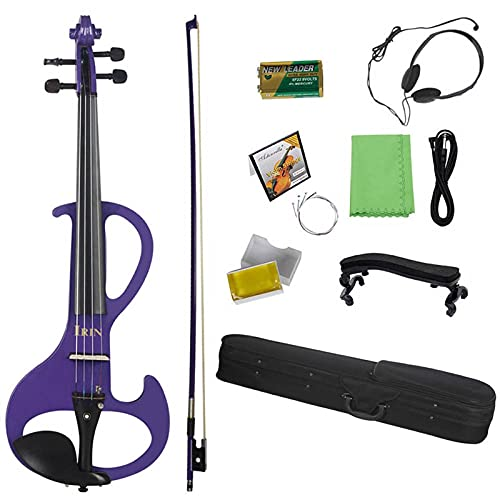 ANTENM Professional 4/4 Electric Violin...