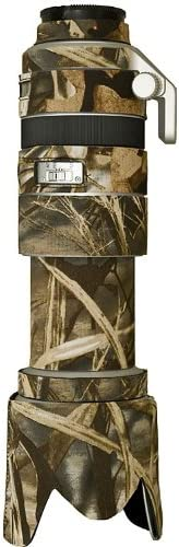 Realtree Max5 lcso70400m5 LensCoat Cover Camouflage Neoprene Camera Lens Cover Protection Sony 70-400 F4//5.6