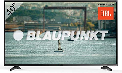 Blaupunkt D-LED HD TV, 102 cm (40 Zoll), 1080p, H.265 und USB Multimedia, JBL Lautsprecher, BLA-40/138O-GB-11B4-FEGBQP-EU