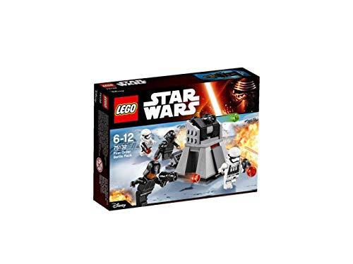 LEGO-Star Wars Battle Pack Primo Ordine, Colore Non specificato, 75132