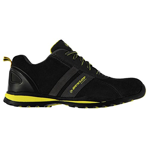 Dunlop Hombre Indiana Botas De Seguridad Carbón EU 43 (UK 9)