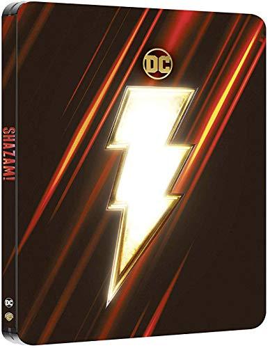 ¡Shazam! Blu-Ray 3d + 2d Steelbook [Blu-ray]