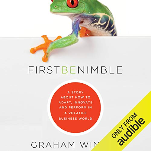 First be Nimble cover art
