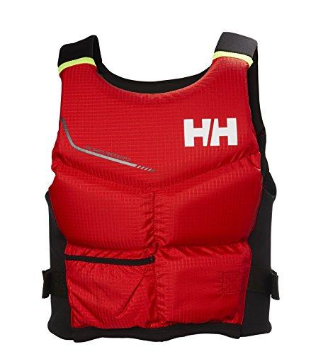 Helly Hansen Rider Stealth Chaleco, Equipo, Rojo (Rojo 222), 40/60