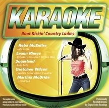 Vol.1-Boot Kickin'country Ladi