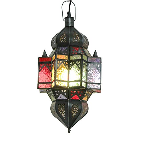 albena Marokko Galerie 13-122 Cerin orientalische Lampe 50cm
